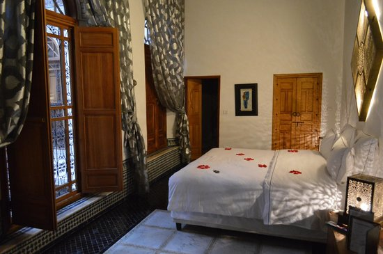 Riad Layla: Our room