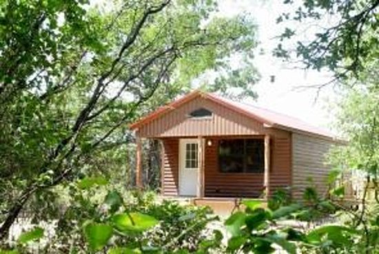 The Hideaway Ranch & Retreat: Tucked away in the woods