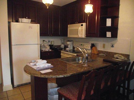 Westgate Historic Williamsburg Resort: Kitchen