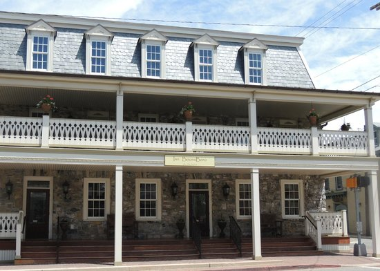 Inn BoonsBoro: The Inn
