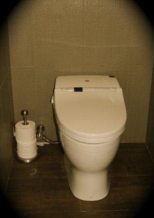 Inn BoonsBoro: Toilet