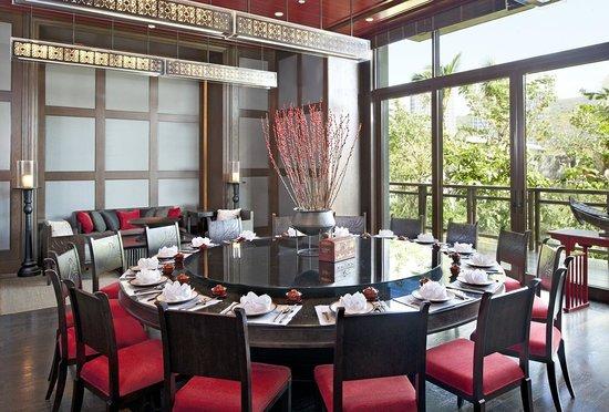 Baan Rim Nam Anantara : Baan Rim Nam Private Dining Room