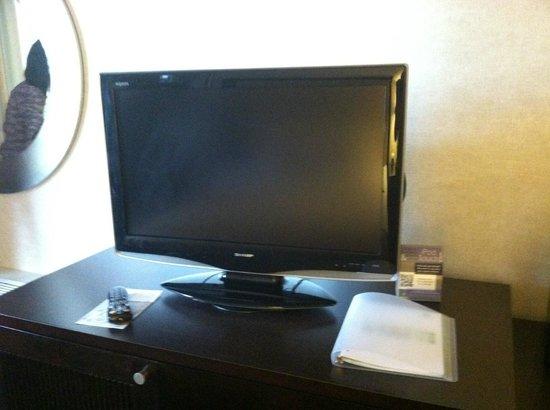 Holiday Inn Baltimore-Inner Harbor: TV