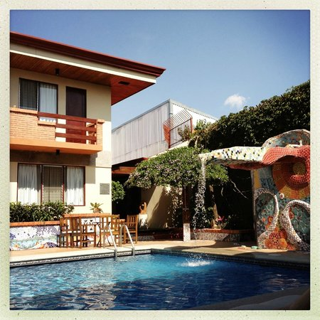 Apartotel La Sabana: Pool area