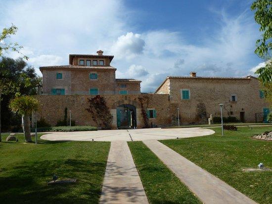 Sa Cabana Hotel Rural & Spa: Front Entrance