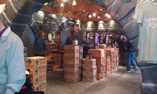 Sprecher Brewing Co.: Gift shop
