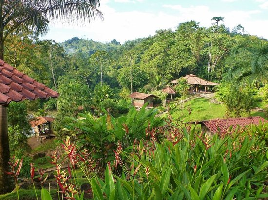 Esprit Whitewater Worldwide: Overnight Pacuare Jungle Camp trip