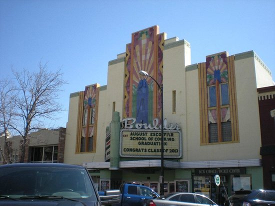 Boulder Walking Tours: One of the many historic buildings