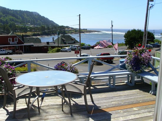 Photo of Ocean Cove Inn Yachats