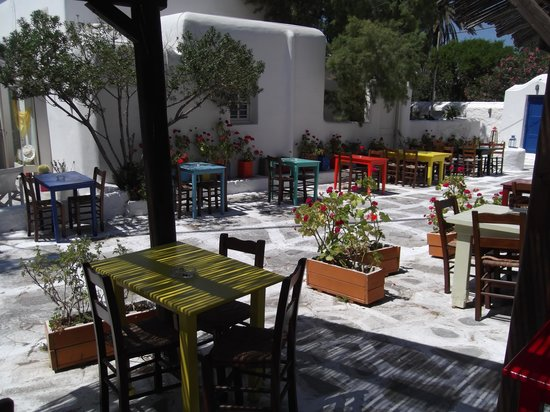 Hotel Sourmeli Garden: nice ambiance