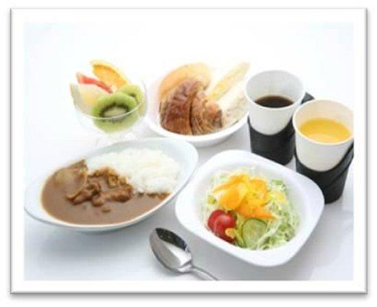 Select Inn Fujisan Gotemba: 人気の無料朝食