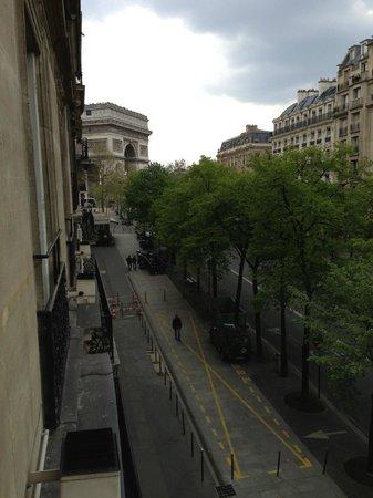 Etoile Park Hotel : Ah, nice view