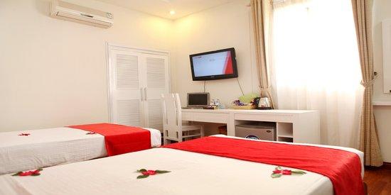 Hanoi Amanda Hotel: Twin room
