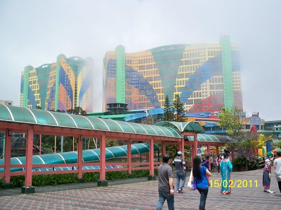 Гентинг Хайлендз, Малайзия: genting highlands theme park