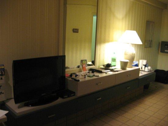 Hôtel Québec Inn : Chambre