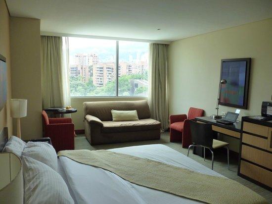Hotel San Fernando Plaza Medellin: Habitación 1414