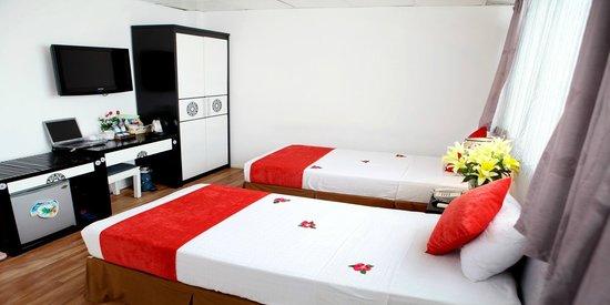 Hanoi Amanda Hotel: room view