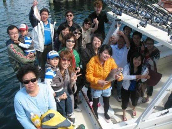 Bay Fish N Trips: Private Charter group