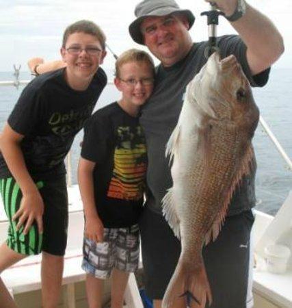 Bay Fish N Trips: Family