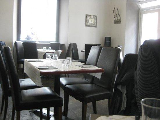 Pizzeria Marechiaro: Interior