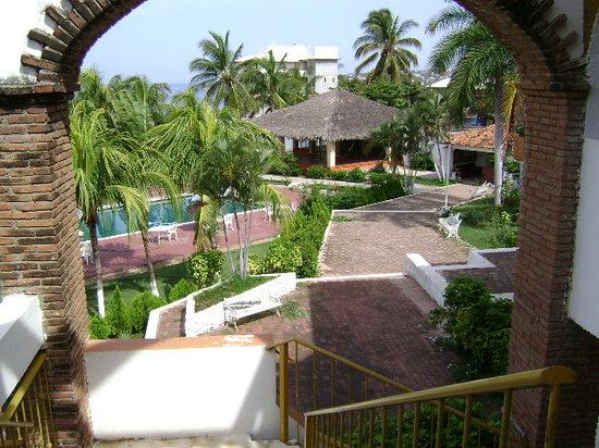 Hotel Villa las Brisas: vista del edificio