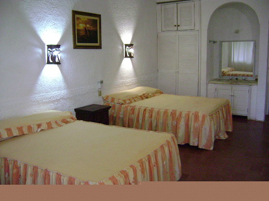Hotel Villa las Brisas: habitaciones