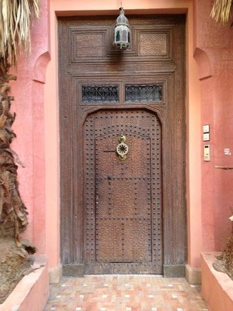 Maison Arabo Andalouse: Marrakech Doors