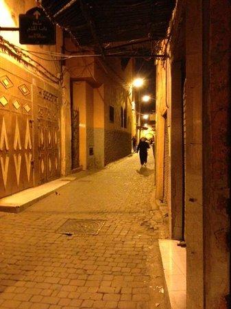 Maison Arabo Andalouse: Medina Maze