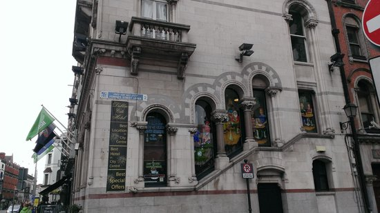 Dublin Citi Hotel Building