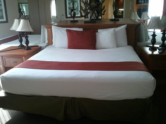 Legacy Vacation Resorts: Bedroom