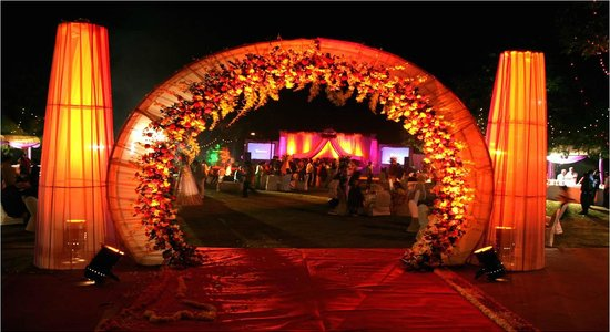 Ras Resorts Silvassa: Wedding Reception