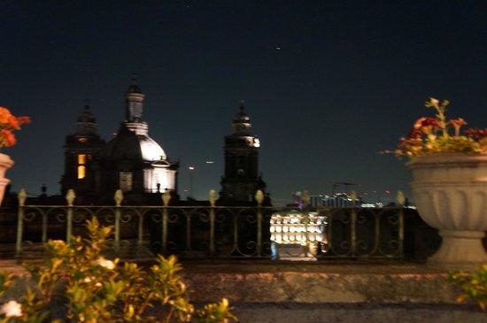 Hotel Catedral: Vista desde la terraza