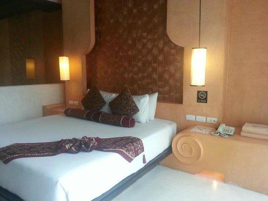 Chanalai Romantica Resort: Bedding n design
