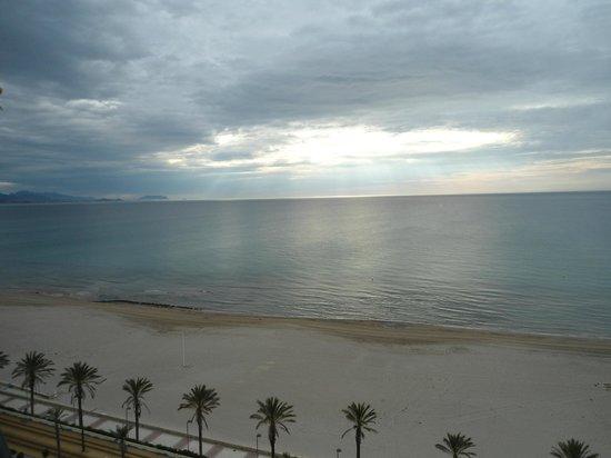 Cafe Loft Playa Muchavista: levé du jour sur mer