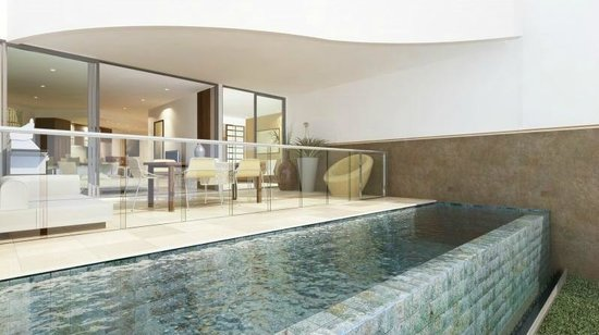 Colliers International Casuarina Beach: Private Plunge Pool