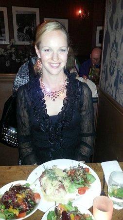 Dinner in Toscana