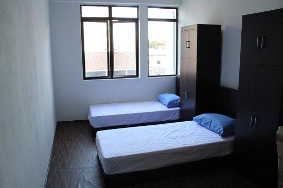Rangoon House Hostel: Double Room