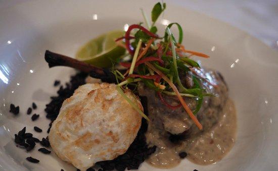 Sandalford Caversham Estate Restaurant: Thai red Duck Curry