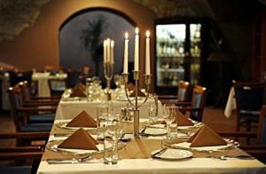 Wellness & Congress Hotel Dvorak Tabor: Restaurant