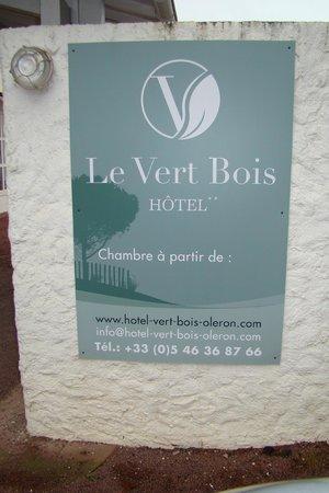 Hôtel de Vert Bois : hotel