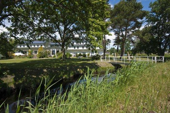Hotel Restaurant Marks: Hotelgrundstück vom Boddendeich