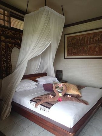 Puri Bayu Guest House: Balinese comfort