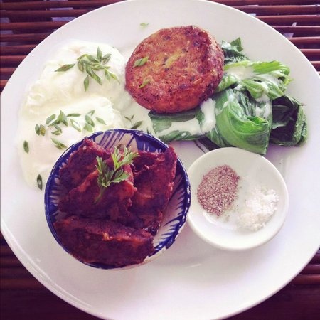 Cafe Espresso Kampot: Wonderful breakfasts
