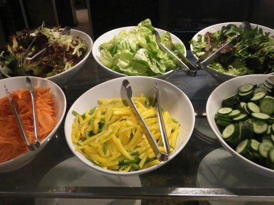Blue Orange: lunch buffet