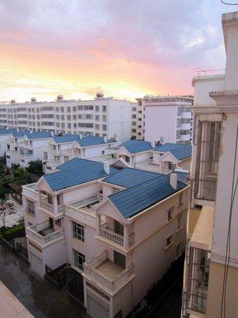 Guotai Hotel: View from my window