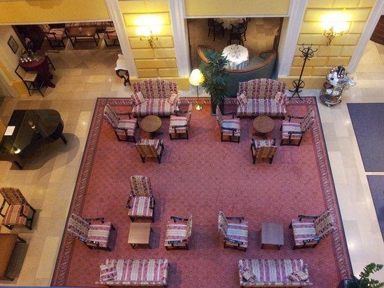 Radisson Blu Palais Hotel, Vienna : the Lobby