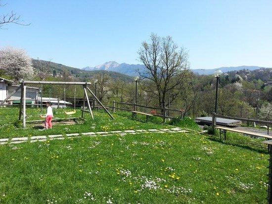 Agriturismo Villa Matilde: il parco giochi