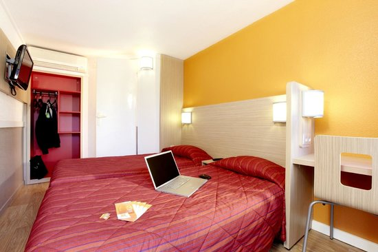 Premiere Classe Lille Nord - Tourcoing : Chambre