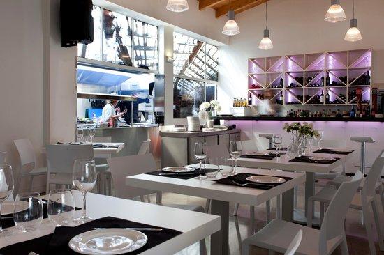 Spira: restaurante