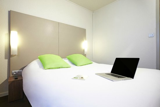 Campanile Paris Est - Bobigny: Bedroom